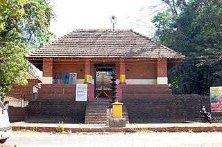 Kalarivathukkal Temple Hindu temple in Kerala, India