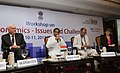 "Kamal Nath at an Interactive Session, during the Workshop on ""Land Economics – Issues and Challenges"", in New Delhi. The Secretary, Ministry of Urban Development, Dr. Sudhir Krishna and other dignitaries are also seen.jpg"