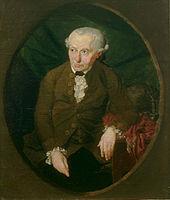 Immanuel Kant1791 nach dem Berliner Maler Gottlieb Doebler (Quelle: Wikimedia)
