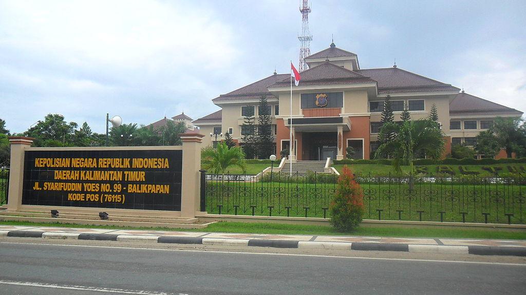 East Kalimantan Regional Police