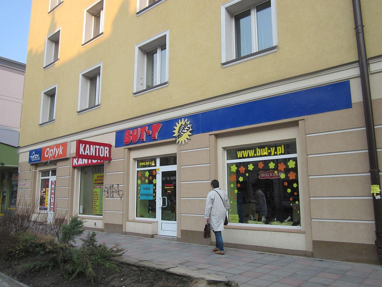 File:Kantor w Białymstoku (Sienkiewicza) jpg - Wikimedia Commons