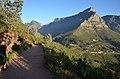Kapské město, Stolová hora cestou z Lion Head - Jihoafrická republika - panoramio.jpg