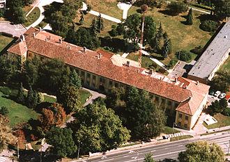 Kapuvár - Kapuvár palace is now the Rábaközi Museum