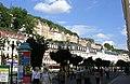 Karlovy Vary, I. P. Pavlova a Ondřejská od lázní.jpg