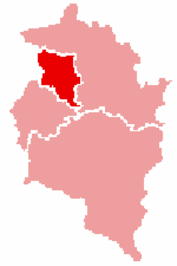 Bezirk Dornbirn location map