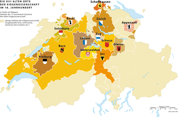 Cantons of Switzerland Wikipedia