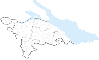 Municipalities of the canton of Thurgau