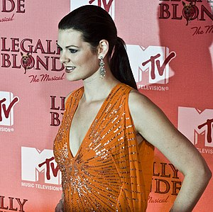 Katherine Shindle - Kate Shindle at MTV taping of Legally Blonde on September 18, 2007