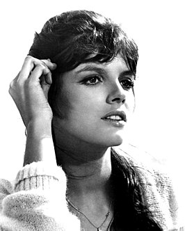 Katharine Ross in 1966.