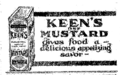 Keen's Mustard -The Wingham Advance, 1922-07-06, Page 2.png