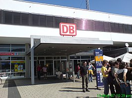 Kehl station