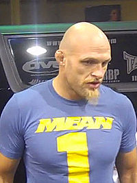 Keith Jardine at UFC 100 Fan Expo in Las Vegas