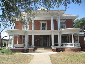 Frank Kell - The Kell House at 900 Bluff Street was inhabited by members of the Kell family from 1909 until 1980. Thereafter, it was purchased by the Wichita County Heritage Society and turned into a museum.