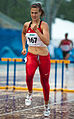 Kelsey Balkwill IAAF world Juniors heats 400mh.jpg
