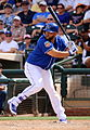 Kendrys Morales awaits a pitch (25620714671).jpg