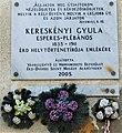 Kereskényi Gyula emléktáblája.jpg