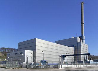 Krümmel Nuclear Power Plant - Krümmel Nuclear Power Plant