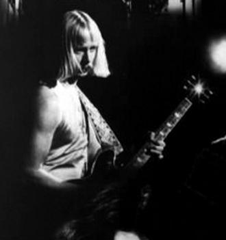 Kerry Livgren - Livgren in a 1976 promotional photo for Kansas