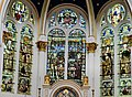 Kew,St Anne's, East window in Chancel.jpg