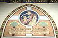 Kierch Diddeleng, Inskriptioun mëttleren Agang.jpg