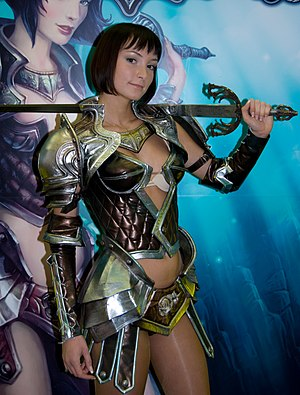 King's Bounty: Armored Princess - Promotion at IgroMir 2008