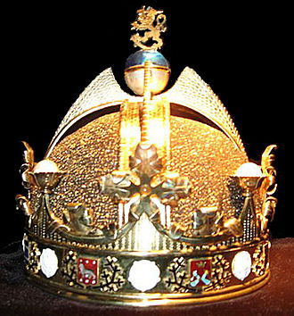 Kemi - The Crown designed for the King of Finland