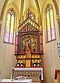 Kirche 1341 Hauptaltar in A-2130 Siebenhirten.jpg