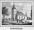 Kirche Seifertshain 1840.jpg
