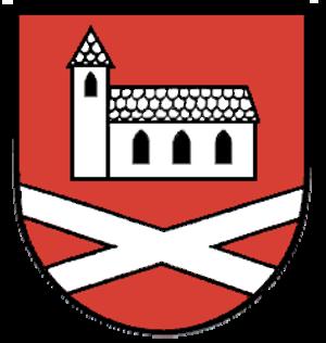 Kirchheim am Ries - Image: Kirchheim am ries wappen