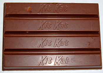 Original flavor KitKat purchased in Atlanta, G...