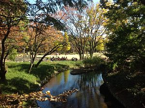 Kitanomaru Park - Image: Kitanomaru Park 2