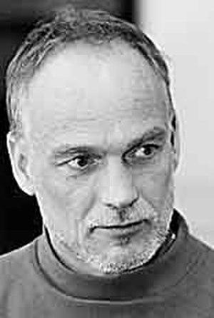 Kjell Eriksson - Image: Kjell Eriksson (2002) by Guenter Prust