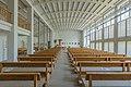 Klagenfurt Welzenegg Afritschstrasse 76 Pfarrkirche Herz Jesu Innenraum 10062015 4638.jpg
