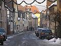 Kleinwallstadt Hauptstraße im Winter.JPG