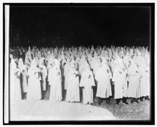 Ku Klux Klan in Oregon