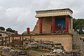Knossos North entrance bull fresco.jpg
