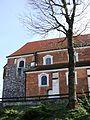 Kościół, ob. par. pw. św. Jana Ewangelisty, 2 poł. XI, XIII-XVI-XVIII (38).JPG