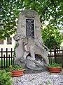 Koloděje, pomník obětem 1. světové války.jpg