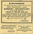 Kolonialwarengeschäft 1907, sanok.jpg