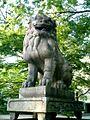 Komainu Minatogawa-Jinja1.JPG