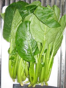 Brassica rapa var. perviridis - Wikipedia, la enciclopedia