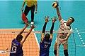 Komeil akbari iranian volleyball player.jpg