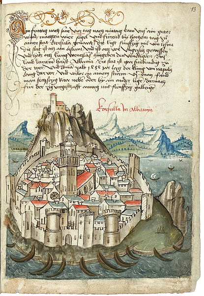 File:Konrad von Grünenberg - Beschreibung der Reise von Konstanz nach Jerusalem - Blatt 13r - 031.jpg