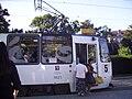 Konstal 105Na 1021, tram line 5, Szczecin, 2009.jpg