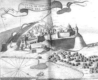 Siege of Coron Siege during Ottoman–Habsburg wars