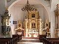 Koronowo - widok ołtarza kościoła św. Andrzeja - panoramio.jpg