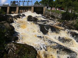 Jämsä - Jämsänkoski Rapids