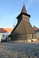 Kostel Povýšení sv. Kříže (Třebosice) - zvonice.JPG