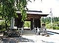 Kozenji (Komagane) Niomon 2012-08.jpg