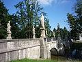 Krásný most k zámku Kinských - Sar.JPG